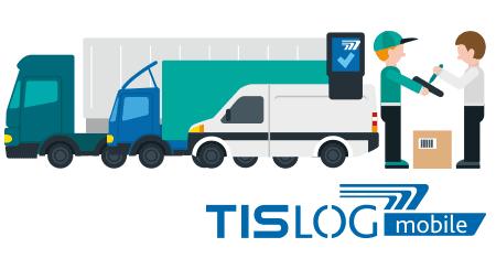 TISLOG mobile - Software für die Straße