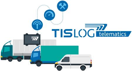 Telematik im LKW - TISLOG telematics