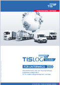 TISLOG mobile Logistik-Software Produktinformation Downloadvorschau