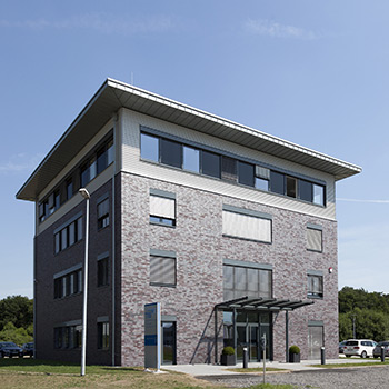 TIS Tower – Headquarters of Telematics provider TIS GmbH in Bocholt