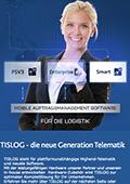 TISLOG Logistics & Mobility Produktbroschüre Downloadvorschau